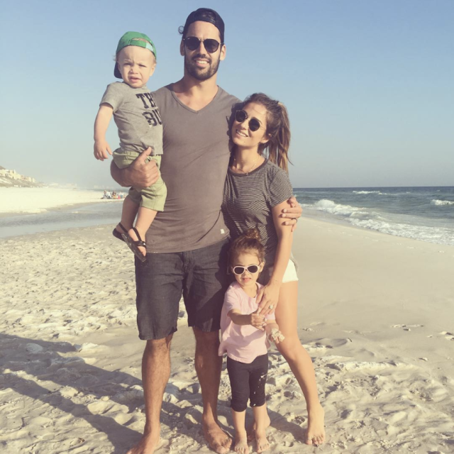 The Deckers have two young children. (Photo: Instagram/Jessie James Decker)