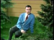"""<p><em>Mister Rogers' Neighborhood </em>started off on Canada's CBC in 1963, then came to the U.S. in 1968, where it ran on PBS until 2001. </p><p><a href=""""https://www.youtube.com/watch?v=s76C24ktWY8"""" rel=""""nofollow noopener"""" target=""""_blank"""" data-ylk=""""slk:See the original post on Youtube"""" class=""""link rapid-noclick-resp"""">See the original post on Youtube</a></p>"""