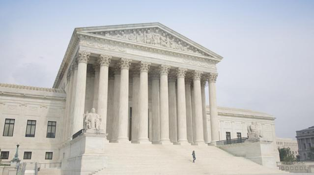 Yesterday was the first Monday in October, which means it's the day the Supreme Court begins its new term.