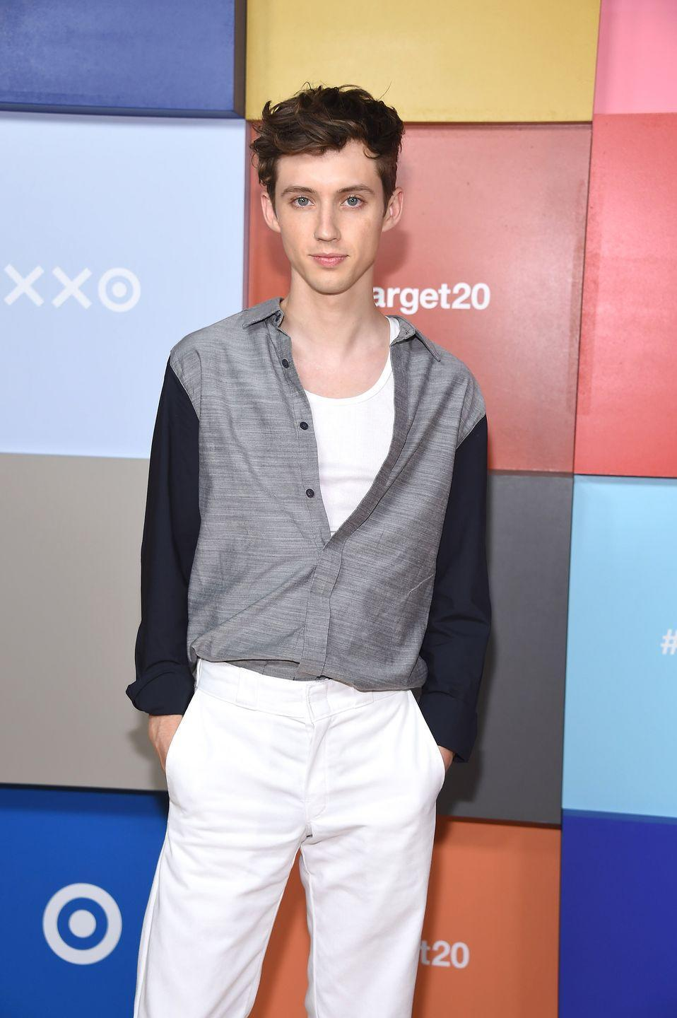 <p>Okay... <em>maybe</em> he's more popular for his pop hits than he is for his film roles. But the Perth native (via South Africa) most recently starred in <em>Boy Erased</em>, and played a young Hugh Jackman in <em>X-Men Origins: Wolverine</em>. </p>