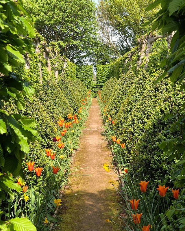 Take A Tour Of Monty Don S Breathtaking Herefordshire Garden
