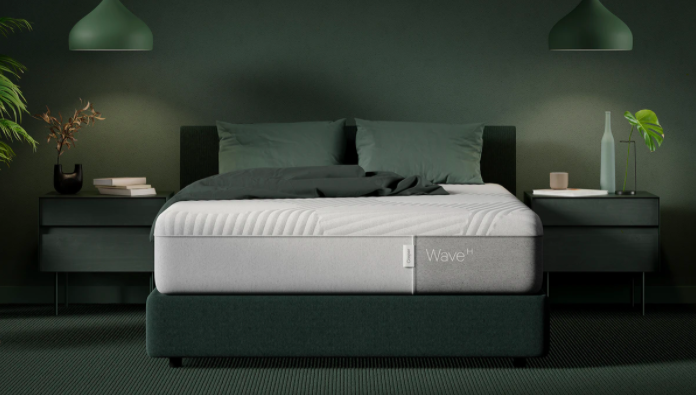 Casper mattresses have a perforated top layer for cooling. (Photo: Casper)