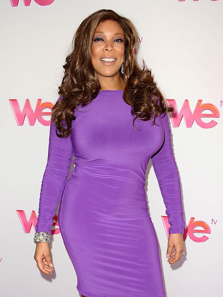 "Talk show host Wendy Williams turns 47 Jason LaVeris/<a href=""http://www.filmmagic.com/"" target=""new"">FilmMagic.com</a> - May 28, 2011"