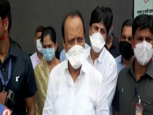 Maharashtra Deputy Chief Minister Ajit Pawar (File Photo)