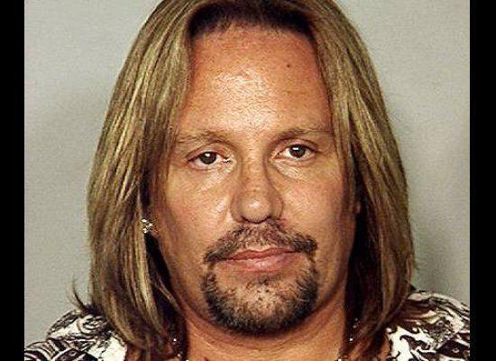 """The Motley Crue singer was <a href=""""http://today.msnbc.msn.com/id/37975071/ns/today-entertainment/t/vince-neil-arrested-dui-charge-las-vegas/"""" target=""""_hplink"""">arrested for drunken driving</a> near the Las Vegas strip on June 27, 2010."""