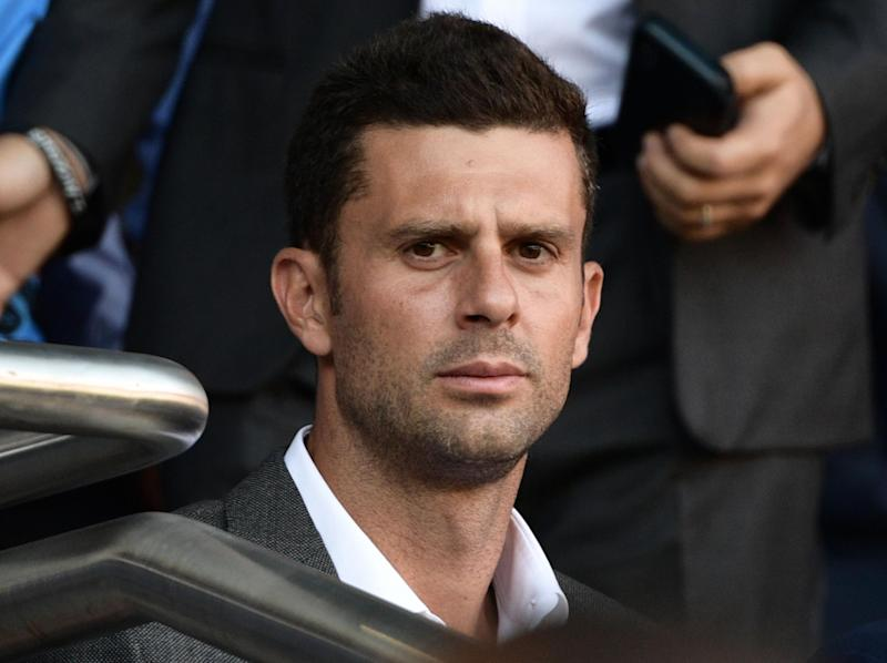 Thiago Motta has been appointed Genoa head coach: Getty
