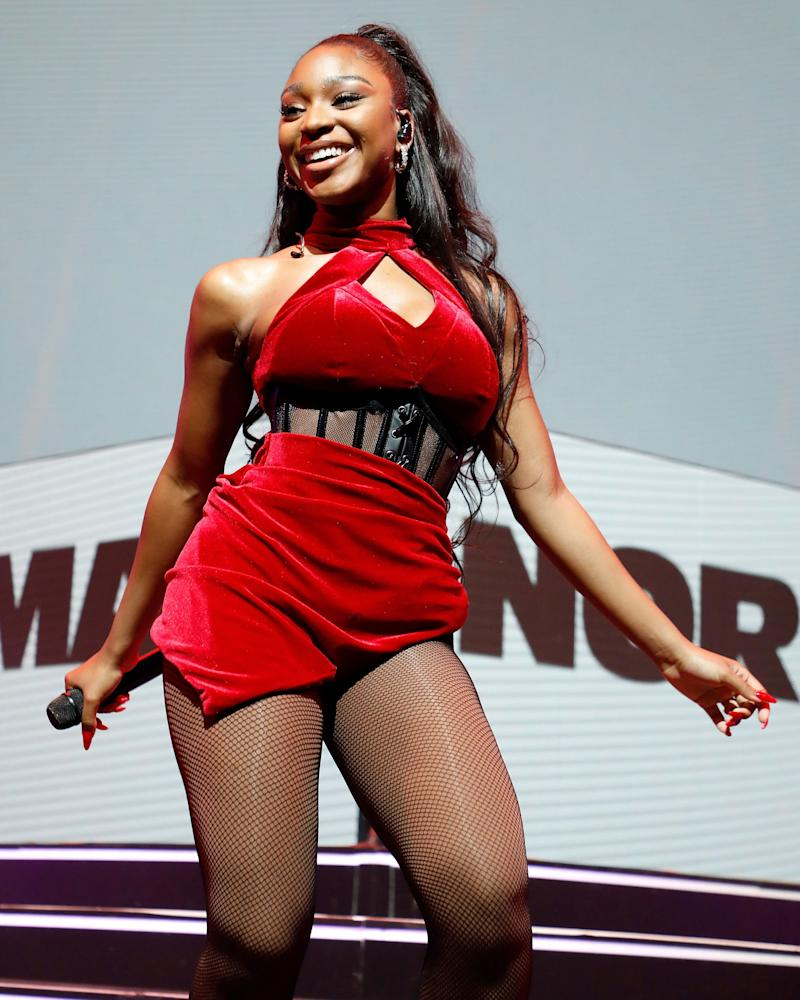 """Normani: """"Why Does Pop Music Have to Be So White?"""""""