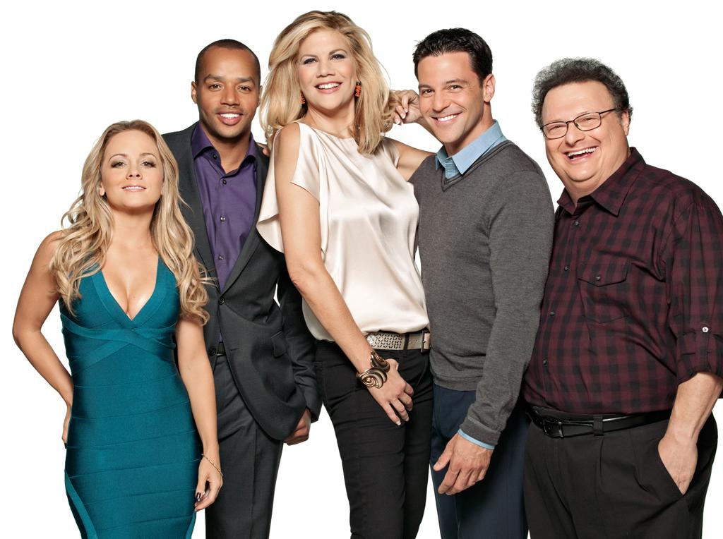 "<P><B>""The Exes"" (TV Land)</b><br> <br><B>Returns June 20 </b> <br> <br>More Donald Faison, Kristen Johnston, David Alan Basche, and Wayne Knight acting weird together, in an uninspired and predictable sitcom way. We hope TV Land pays a lot.</P>"