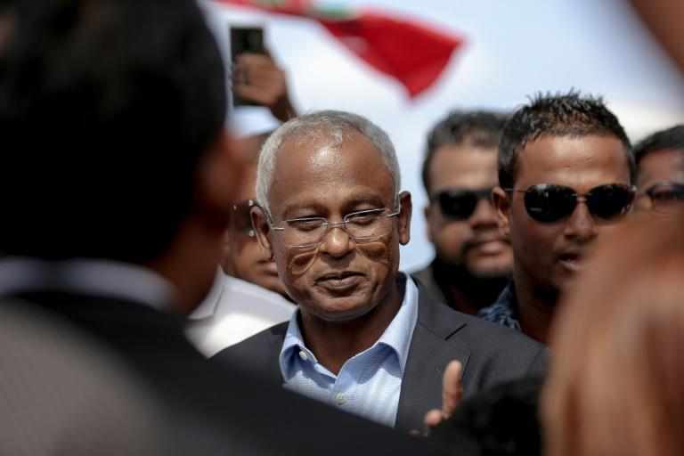 The new Maldives government of President Ibrahim Mohamed Solih has called for a review of Chinese-bankrolled projects initiated under his predecessor