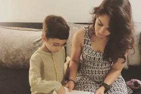 Aamir's daughter Ira Khan has the most adorable birthday message for 'baby brother' Azad