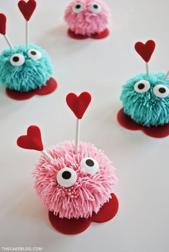 """<p>The best romances are a little silly, and these little critters are too cute <em>not </em>to make!</p><p><a href=""""http://thecakeblog.com/2014/01/diy-love-bug-cupcakes.html"""" rel=""""nofollow noopener"""" target=""""_blank"""" data-ylk=""""slk:Get the recipe from The Cake Blog »"""" class=""""link rapid-noclick-resp""""><em>Get the recipe from The Cake Blog »</em></a></p>"""