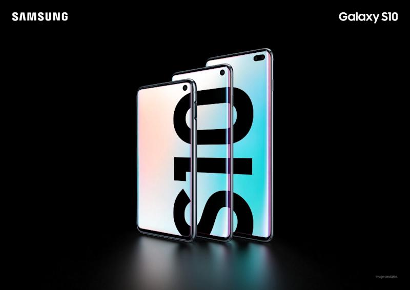 Samsung Galaxy S10 commercial airs in Norway a day before its launch