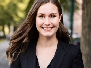 Finland's Social Democratic Party names Sanna Marin for PM's post; 34-year-old set to be country's youngest prime minister