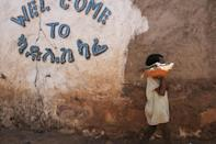 Welcome to Mai Aini: Many in the camp fear for their safety