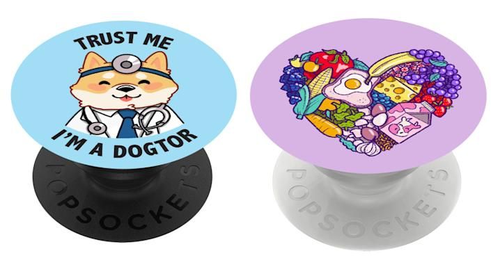 These special PopSockets support their respective charities.