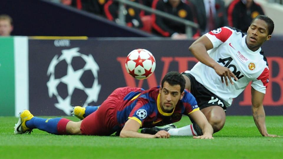 Sergio Busquets | FRANCK FIFE/Getty Images