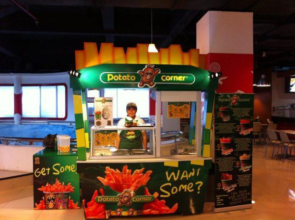 potato corner franchise as a small business in the philippines