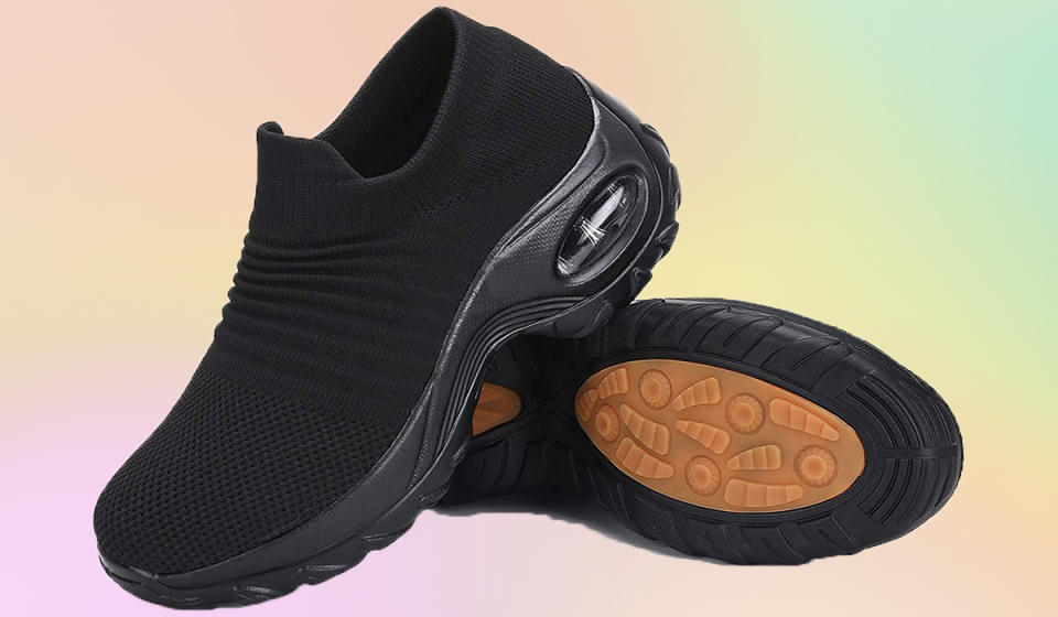 The genius sole features little suction cups for the ultimate grip. (Photo: Amazon)