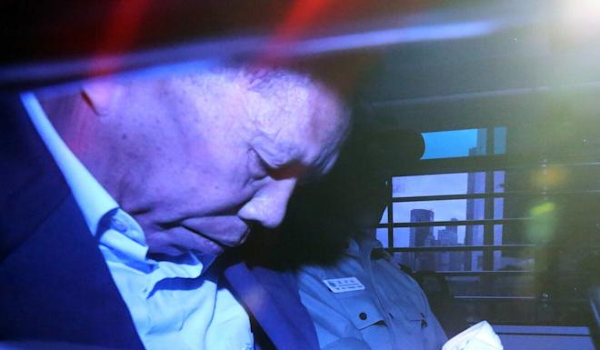 Sea Smooth captain Lai Sai-ming was jailed for eight years over his role in the collision. Photo: Nora Tam
