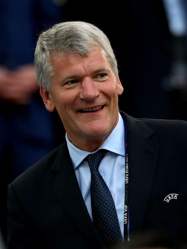 Former Manchester United chief executive David Gill is England's sole representative on the UEFA ExCo