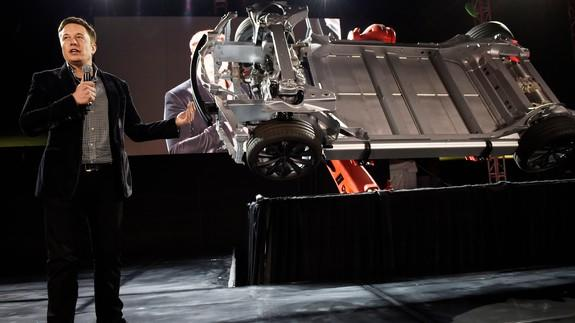 Elon Musk's Red Roadster Heads for Asteroid Belt