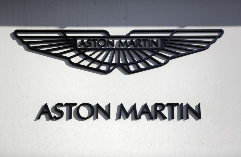 Aston Martin valued at $6.7 billion in IPO pricing