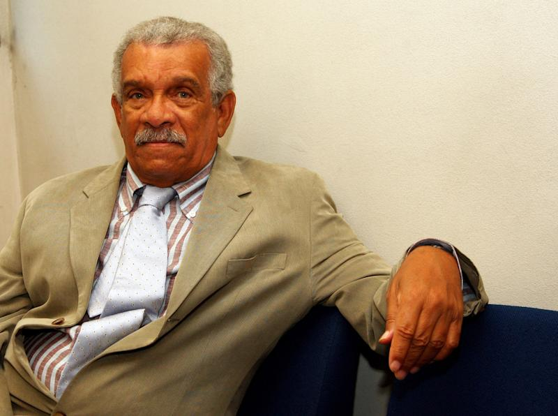 Derek Walcott: Getty Images