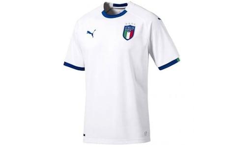 Italy away kit, 2019 Women's World Cup - Credit: Puma