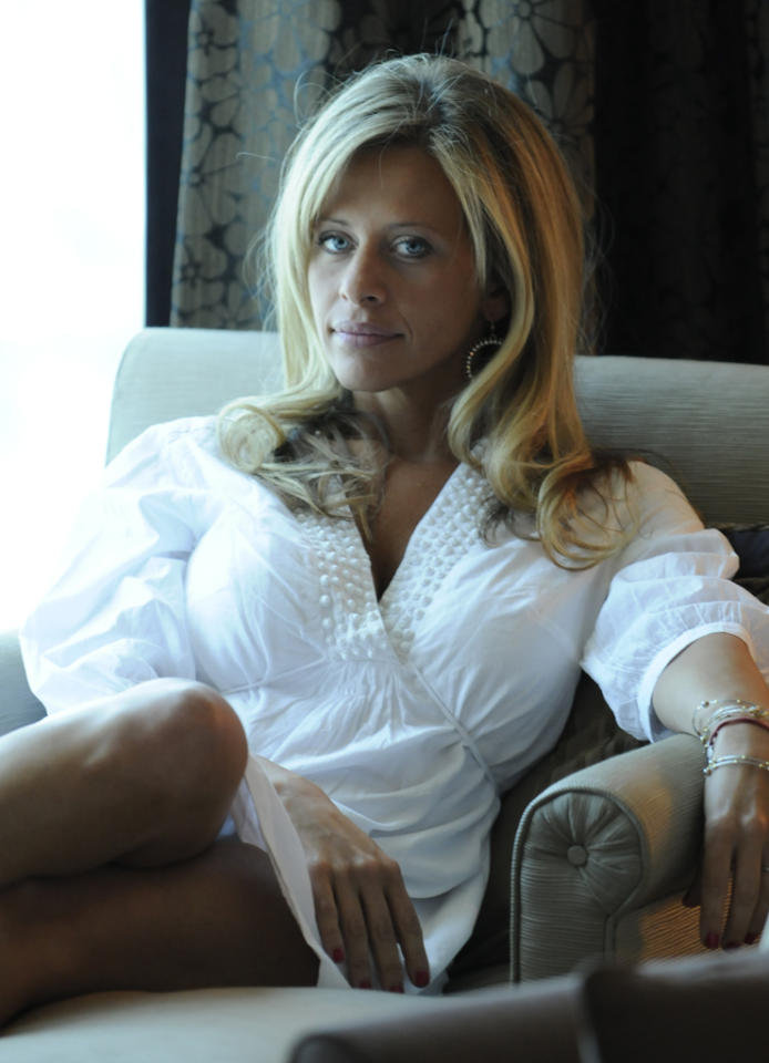"""<b>Dina Manzo, """"<a href=""""http://tv.yahoo.com/real-housewives-of-new-jersey/show/42905"""">Real Housewives of New Jersey</a>""""</b><br><br>Two seasons of bickering were enough for Dina, who chose to walk out midway through Season 2 of """"Jersey"""" -- mostly to avoid any further contact with co-star/nemesis Danielle Staub. Which is completely understandable (that woman was intolerable), but still a shame, because Dina seemed relatively sane for a """"Real Housewife."""" (Her crazy love for her hairless cat Grandma Wrinkles notwithstanding.) Thankfully, she bounced back with her own event-planning show on HGTV, """"Dina's Party."""""""