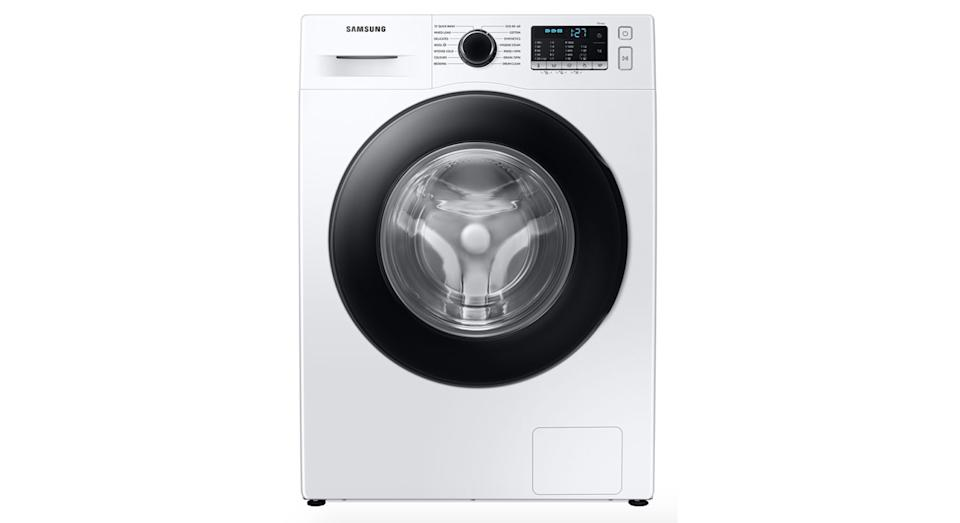 SAMSUNG ecobubble WW90TA046AE/EU 9 kg 1400 Spin Washing Machine
