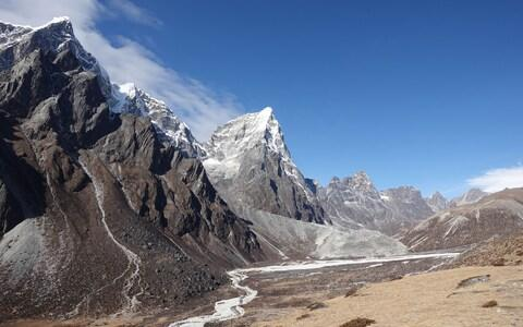 Everest Region of Nepal, Mountain Kingdoms - Credit: Harry Gray