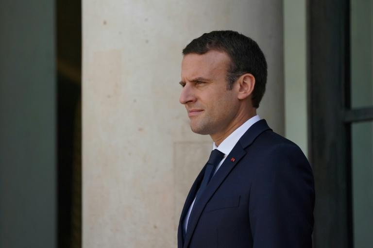Macron's party wins majority in parliamentary polls