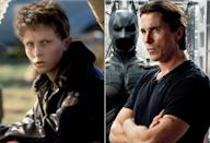 <p>Bale's long road to Batman begins with his breakout performance as the youthful hero of Steven Spielberg's 1987 World War II drama. <i>(Photo: Everett)</i></p>