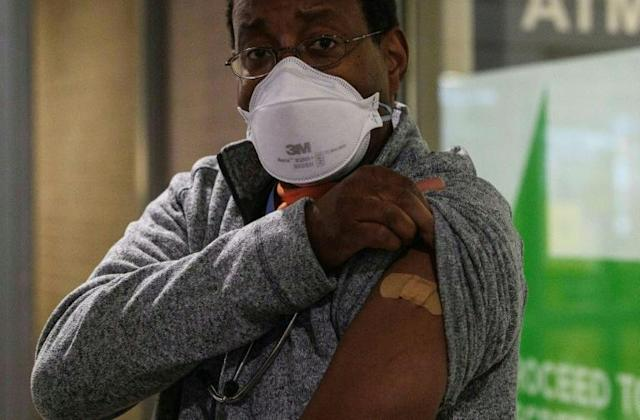Hope': Burned out health workers buoyed by vaccine