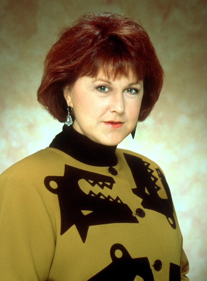 "<b>Susan Ruttan</b> as Roxanne Melman, ""L.A. Law"" (1986-1994)<br><br>Outstanding Supporting Actress in a Drama Series<br><br>0 wins, 4 consecutive nominations (1987-1990)"
