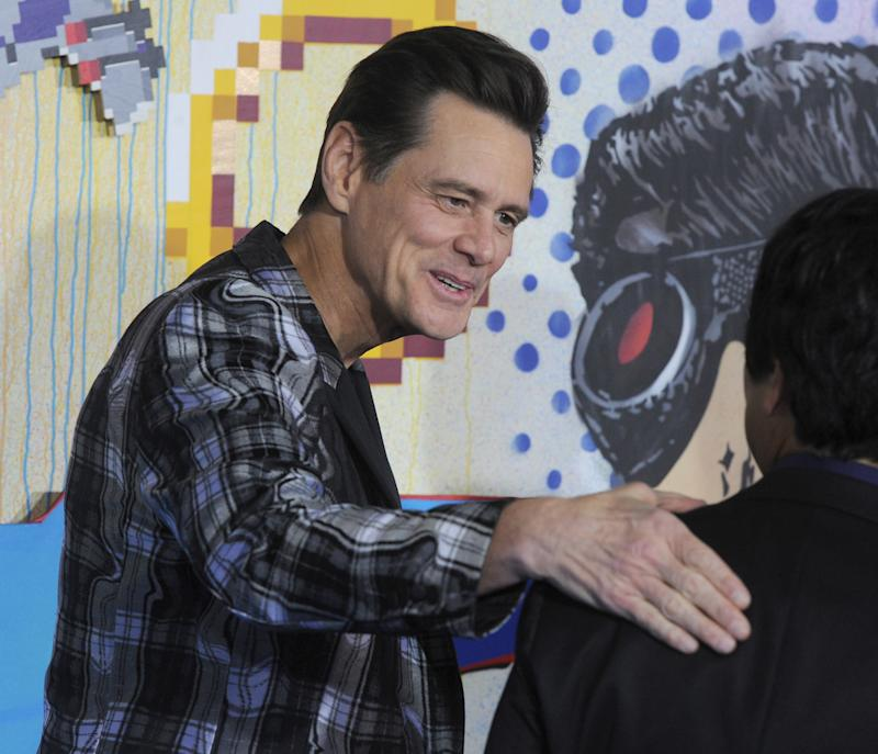 "Jim Carrey hat mit ""Sonic the Hedgehog"" einen neuen Film am Start. (Bild: Albert L. Ortega/Getty Images)"