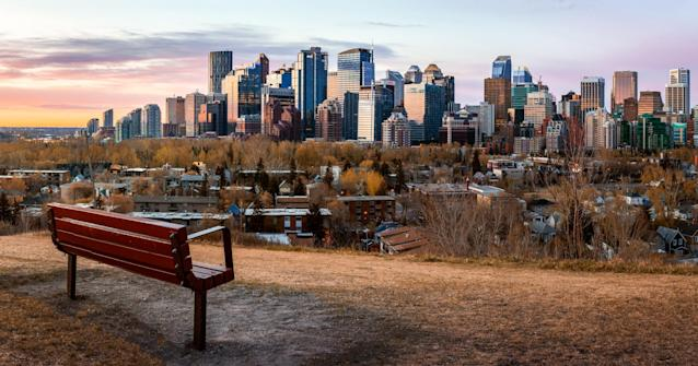 <p><strong>No. 4: Calgary, Alta.</strong><br>Average household net worth: $1,039,607<br>(Getty Images) </p>