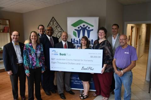 $8K PGP Grant Awarded to Lauderdale County Habitat for Humanity
