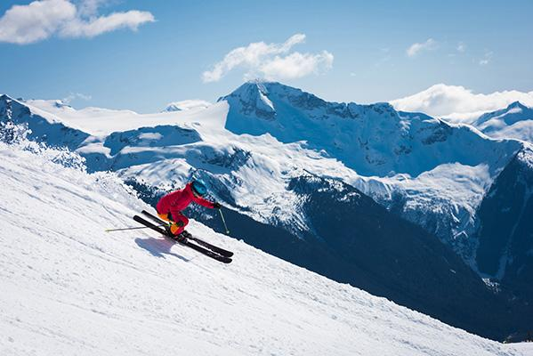 Come April and May, the crowds have thinned and longer days mean more daylight skiing and snowboarding.