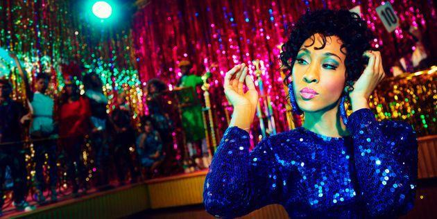 Mj Rodriguez as Blanca in Pose (Photo: BBC)