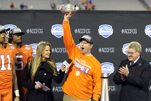Swinney: Not in favor of social justice messages on uniforms