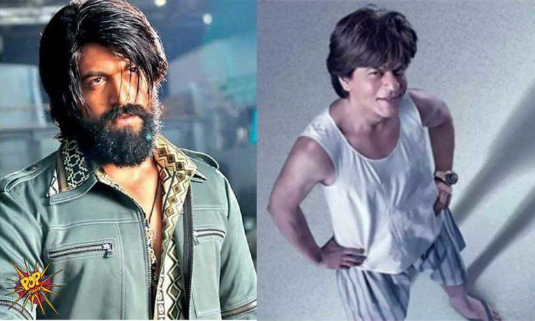 Kannada Actor Yash Reacts On His Film Kgf Clashing With Shah Rukh