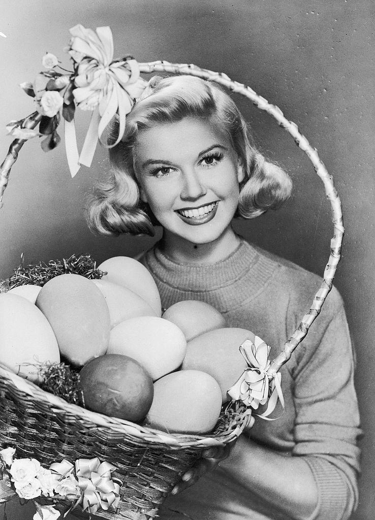 """<p>Michael, James, and Robert are the most popular baby boy names this year. For girls, there was a switch: Debra came in at No. 2, with Deborah at No. 4. (Mary and Linda stayed in first and third, respectively.) In 1956, """"Whatever Will Be Will Be"""" performed by Doris Day was the 7th most popular song — and this year Doris showed up in the top 100 girls' names. Que Sera Sera, it is. </p>"""