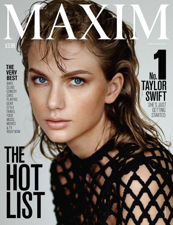 Taylor Swift Looks Nothing Like Taylor Swift On The Cover Of Vogue