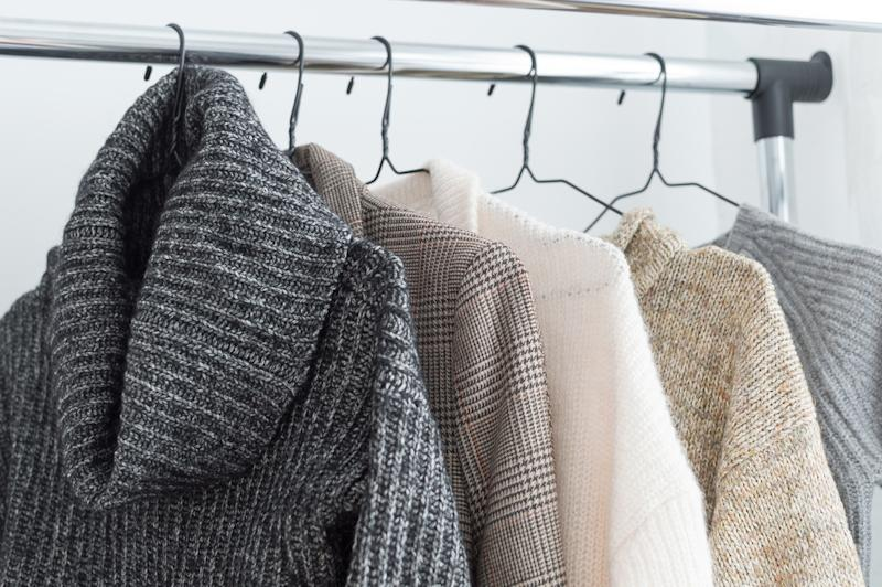 The celebrity stylist swears by this affordable laundry secret for everything from denim to knit sweaters. (Photo: Getty Images)