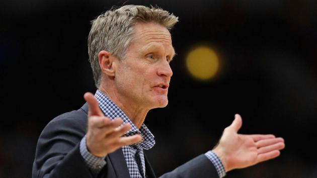 <p>Steve Kerr blasts Warriors' effort in blowout; Kevin Durant disagrees</p>