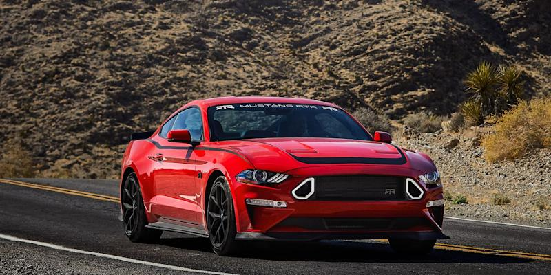 The New Ford Series 1 Mustang RTR Has A Drifter's Heart