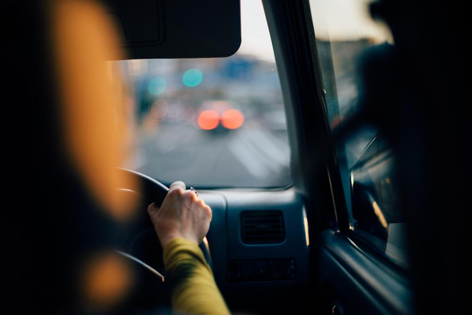 The DVLA is urging motorists to retake their eye tests (Getty Images)