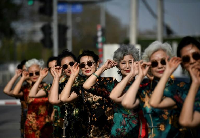 """China's """"grey economy"""" is worth hundreds of billions of dollars, craving longevity, entertainment and consumer goods, and hooked like everybody else to their smartphones"""