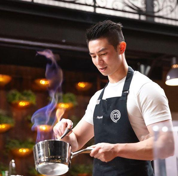 'MasterChef Australia: Back To Win' contestant Reynold Poernomo (Photo: Channel 10)